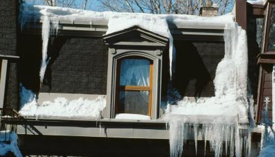 Keep windows insulated with adhesive weatherstripping.