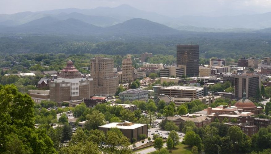 Asheville is the closest city to the Biltmore mansion.