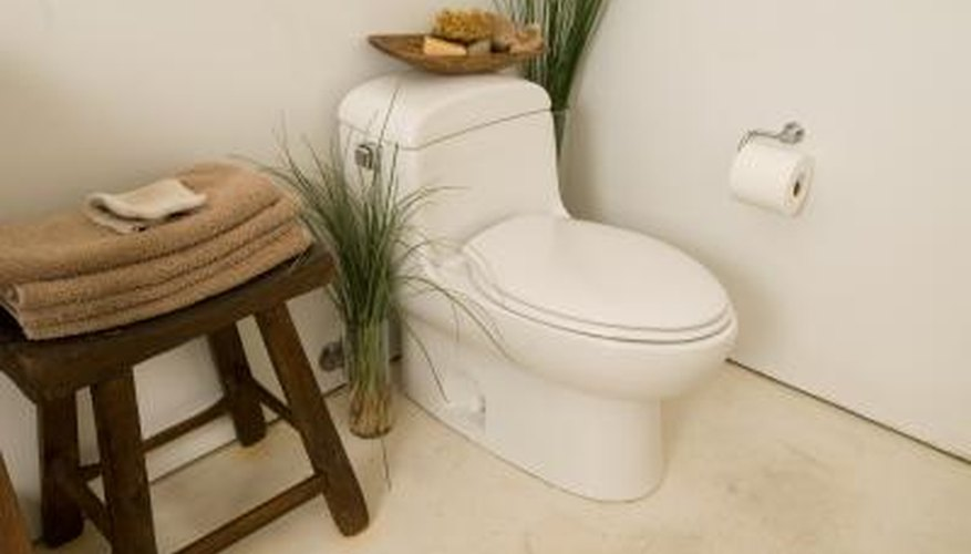 Toilet seat height is one dimension to note when buying a toilet.