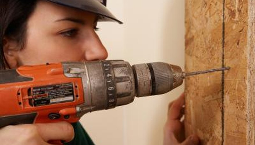 Repair your Milwaukee electric drill to keep it working correctly and safely.