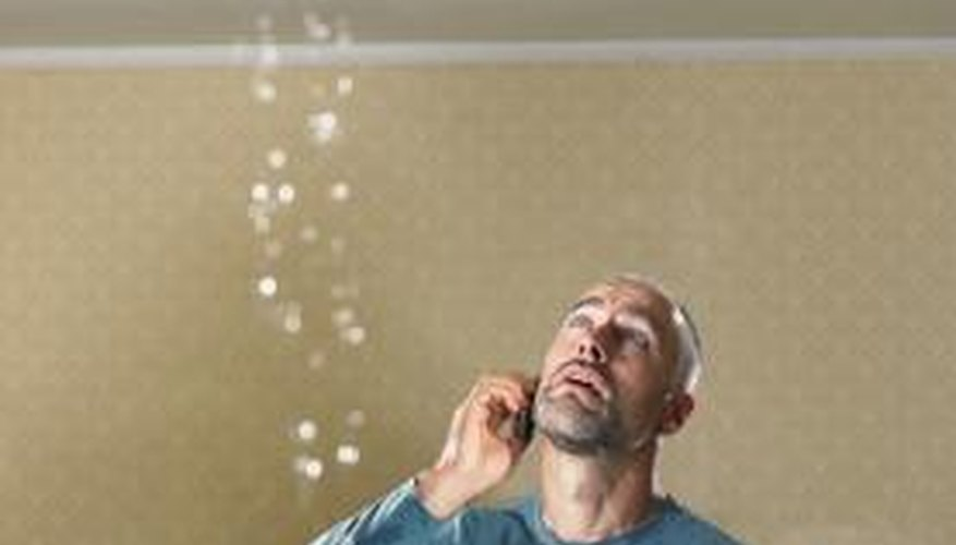 Leaks cause property damage and tenant-landlord friction.