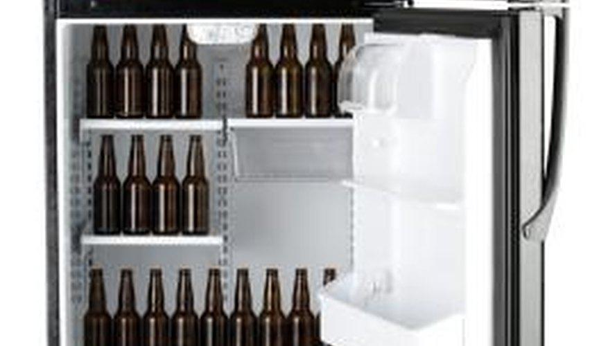 Check your refrigerator door seal when replacing the freezer seal.