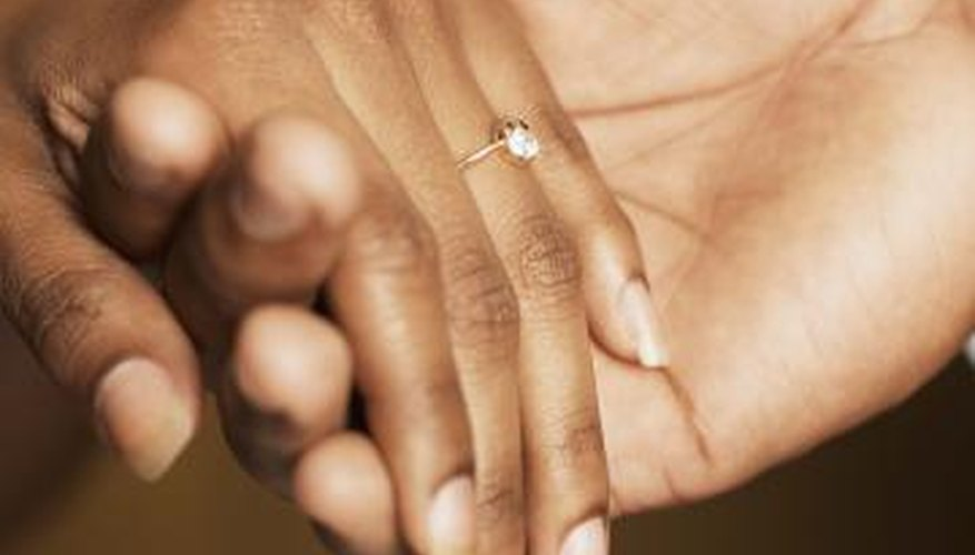Marriage relationships entail more commitment than dating relationships.