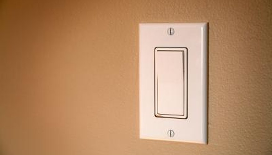 Light switches can develop short circuits and trip a circuit breaker. & Troubleshooting Outside Lighting That Is Tripping the Breaker ... azcodes.com