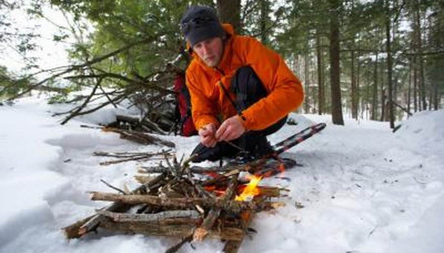 List the Seven Priorities for Survival in a Backcountry or Wilderness Location