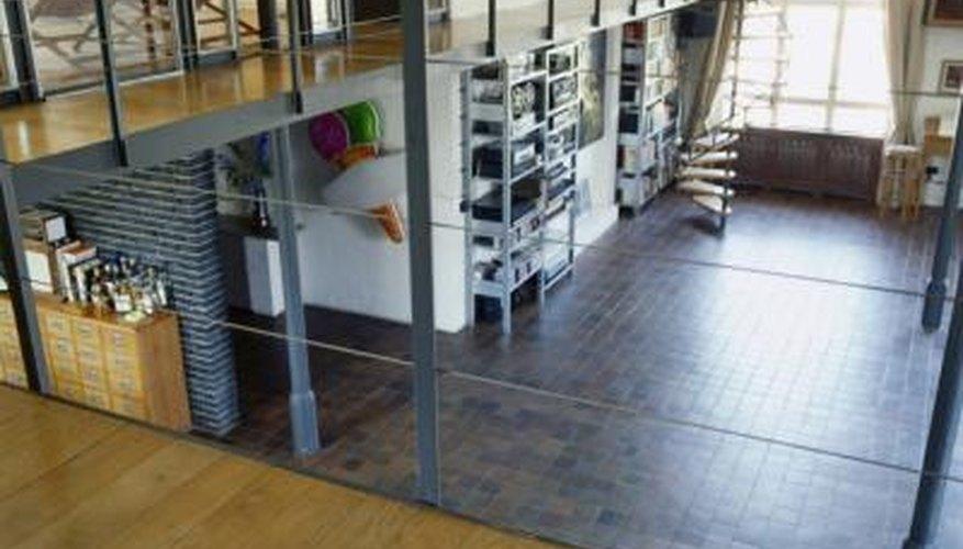 Children can easily fall through gaps in loft railings.