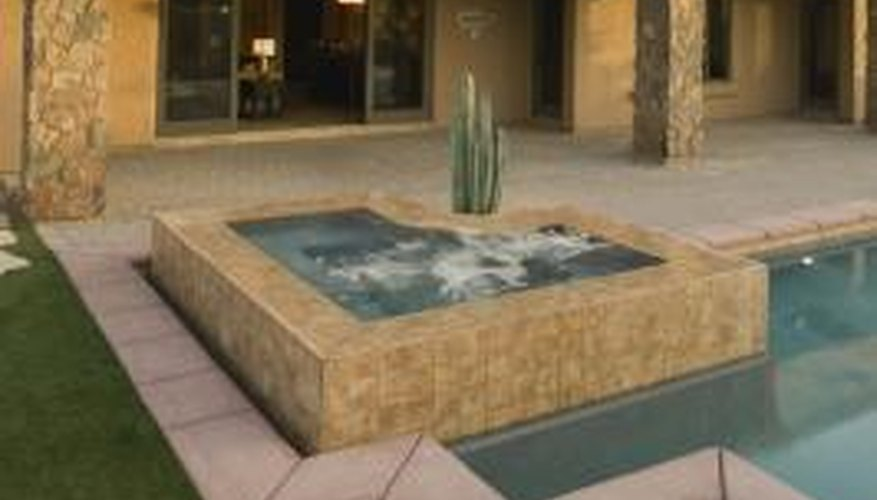 Finding the location of the buzzing in a Jacuzzi helps identify the problem.