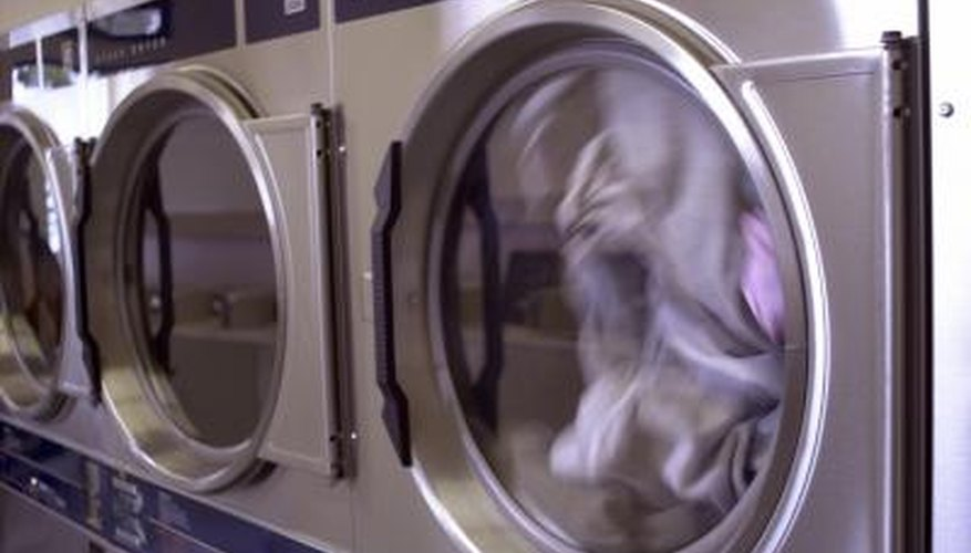Spin dryers eliminate much of the wasted heat and electricity of tumble dryers.