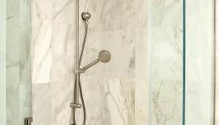 How to Install Cultured Marble Panels on Your Shower Walls ...