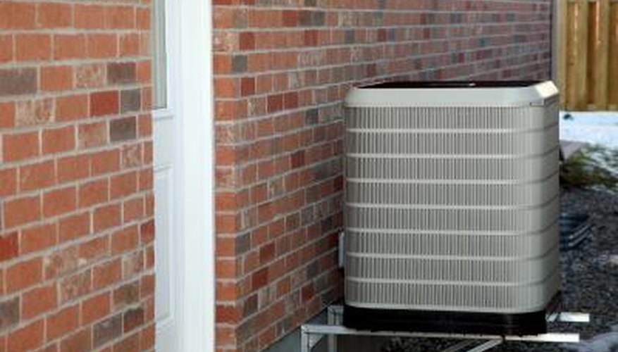 Air flow determines the efficiency of heat pumps and air conditioners.