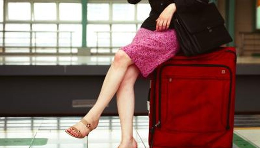Anxiously requesting the details of your travel plans or presenting you with romantic plans for your first night back can indicate that he misses you.