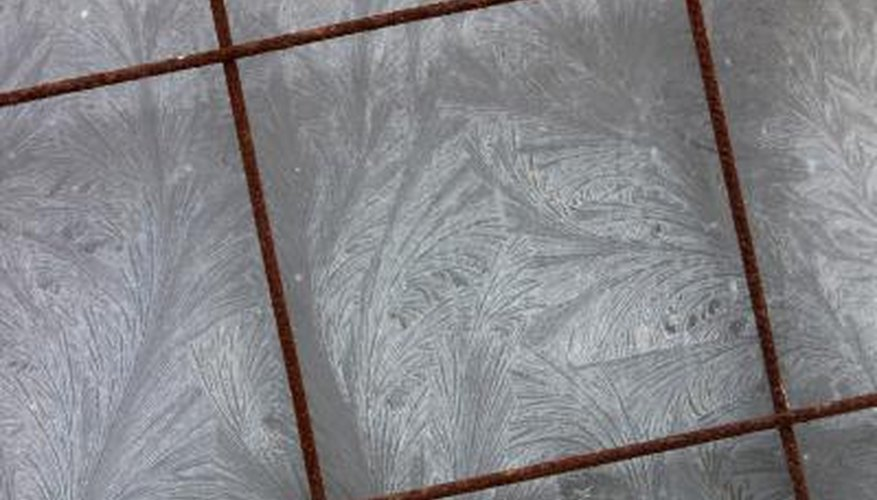 The surface under tiles will determine how well the tiled floor stays in place.