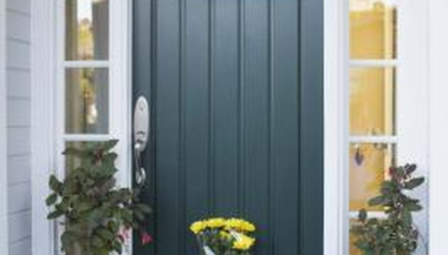 Feather River doors reflect style and durability.