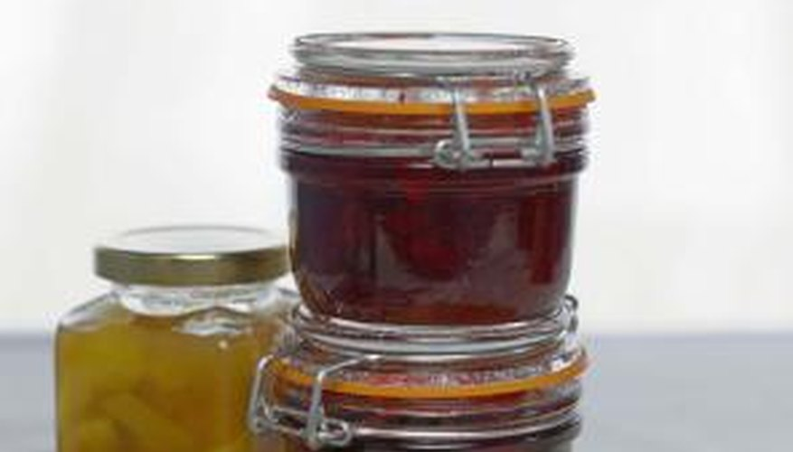 Making jellies and preserves was not just a nicety for a frontier family, but also the best way to have fruit out-of-season.