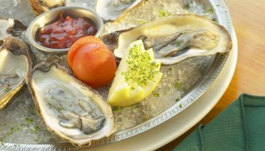 How to Fish for Clams and Oysters in Texas