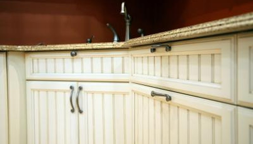 Soft close dampers will prevent kitchen drawers from slamming.