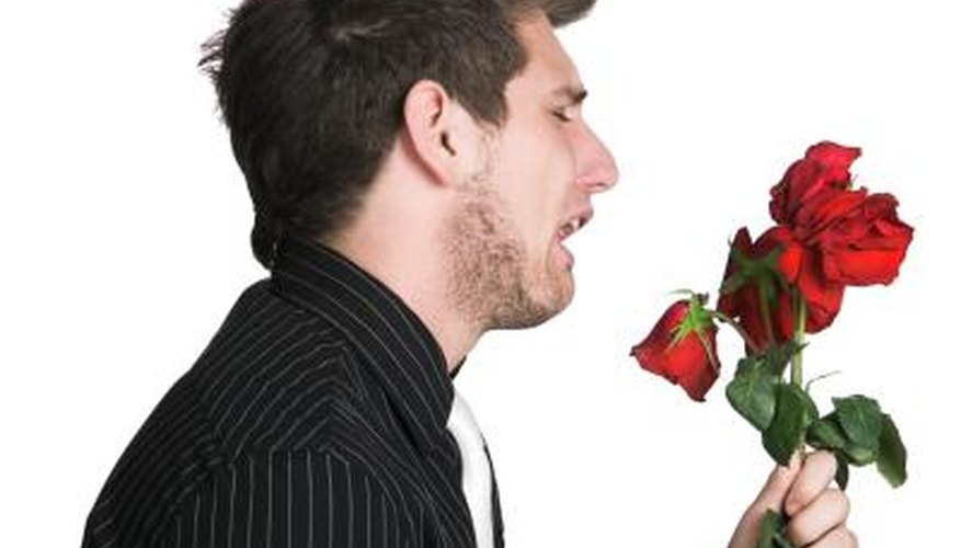 The effects of falling in love can make you love-sick.
