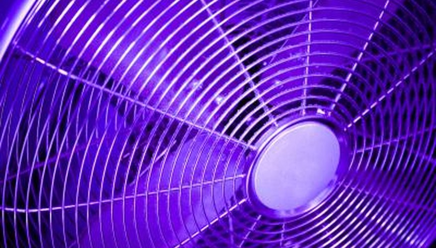 If your air conditioner fan isn't operating, take steps to solve the problem yourself.
