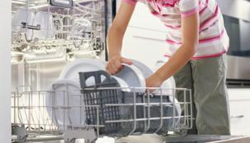 Dishwashers come in a variety of colors and sizes to suit the needs of any kitchen.