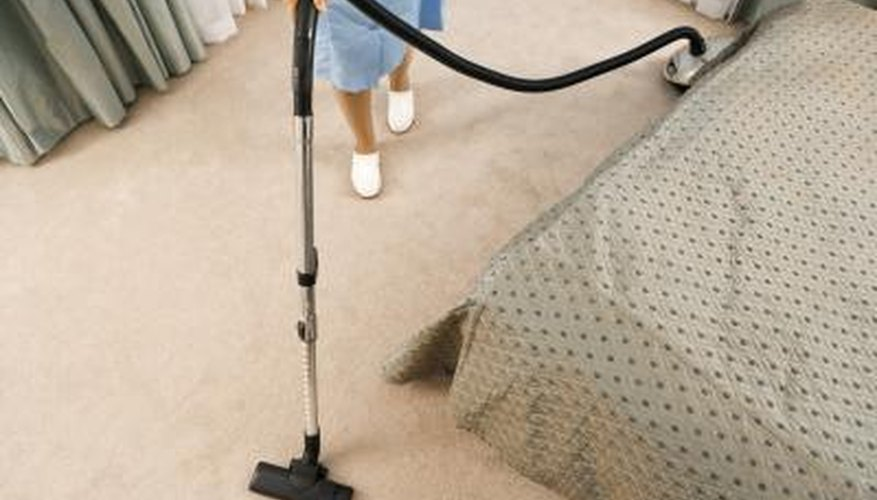 Certain types of carpet cleaning can be dangerous.