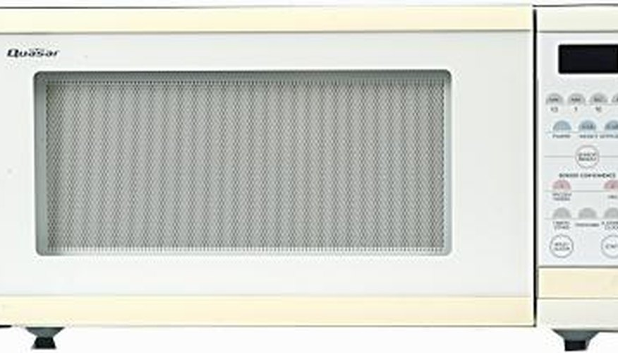 Microwave ovens are such a convenience that it is hard to remember what life was like without them.