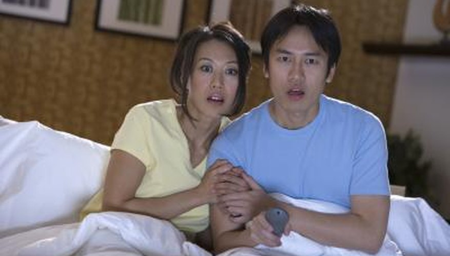 Watching a scary movie together can expose your vulnerability.