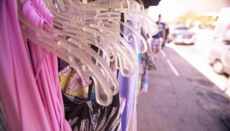 Most clothing donation pickups can be scheduled online or over the phone.