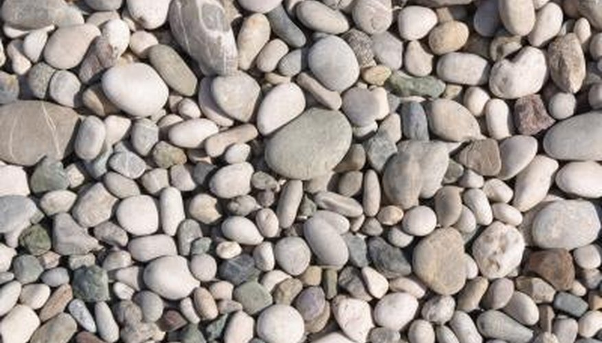 Gravel is measured in cubic yards.