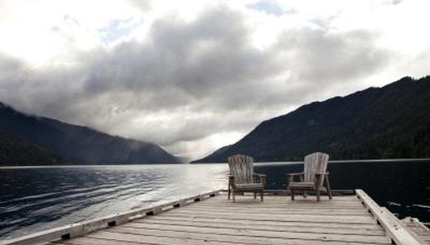 Peaceful dock