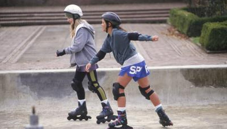 How to Dress to Go Rollerblading