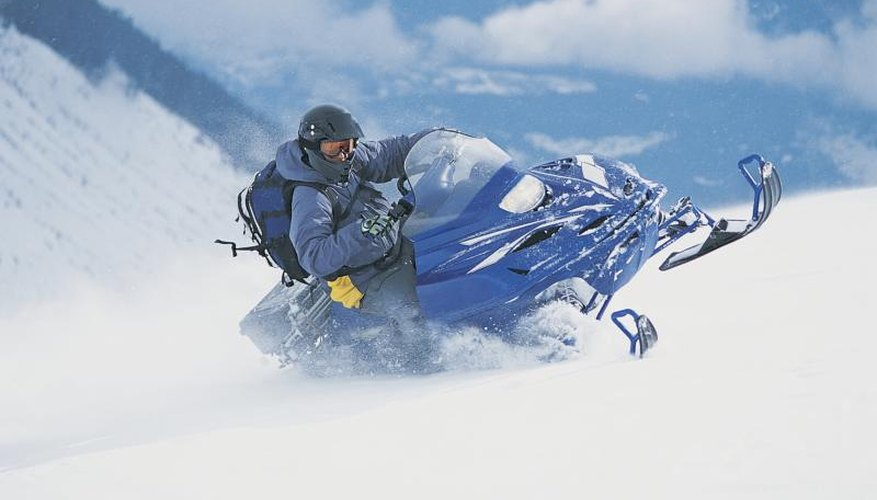 How to Start a Snowmobile