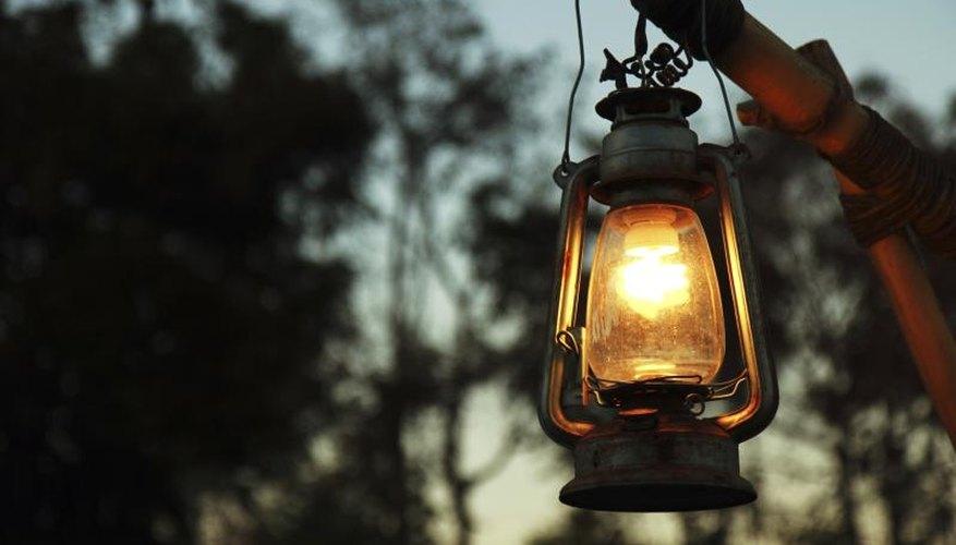 How to Light a Propane Lantern