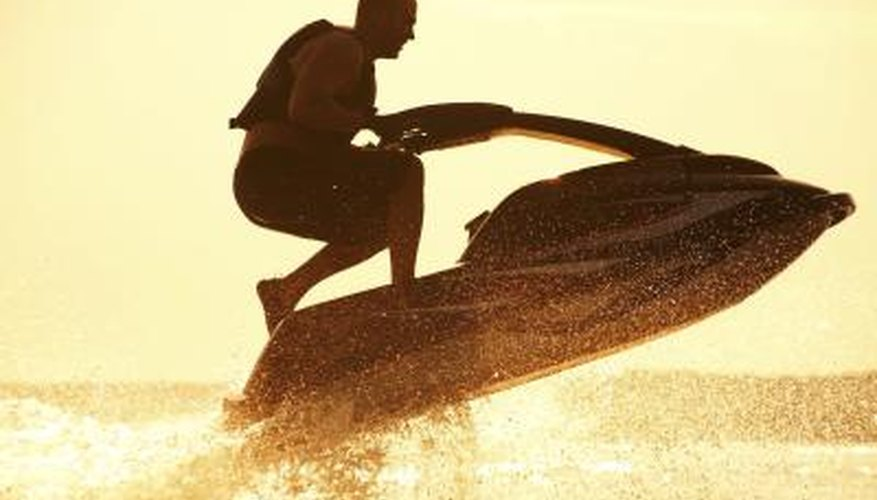 What Is the Top Speed of a Jet Ski?
