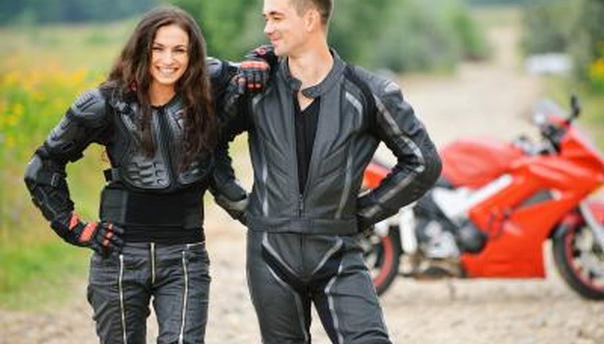 Learn the biker lifestyle to become closer.