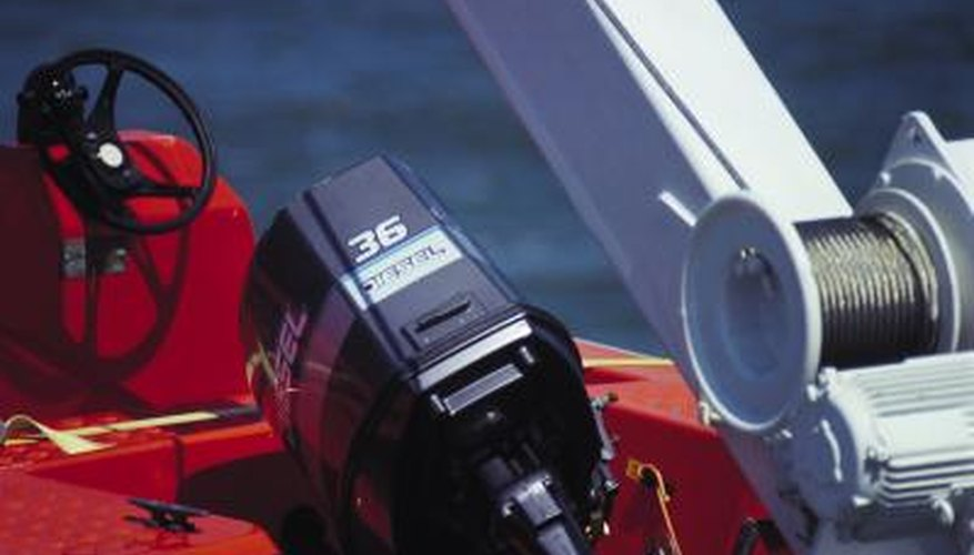 How to Make Your Own Power Tilt Mechanism for an Outboard