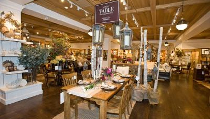Pottery Barn became a trendy store in the 1990s.