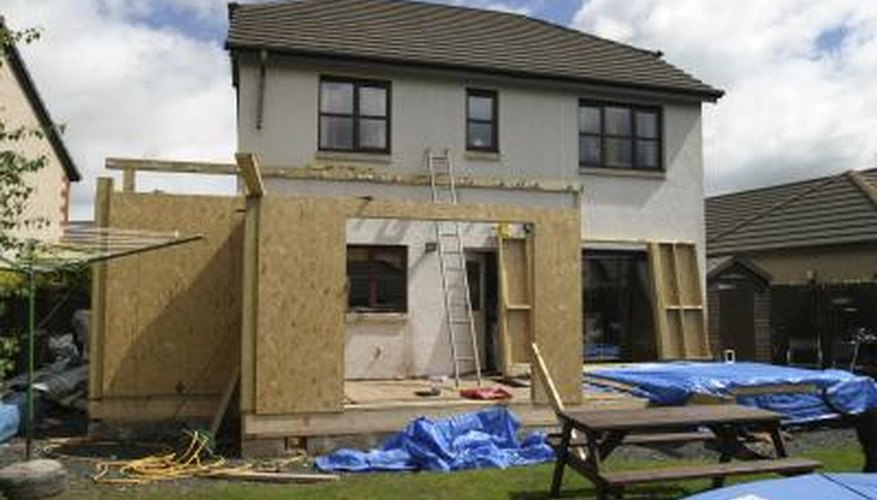 Home extensions can add value to your property.