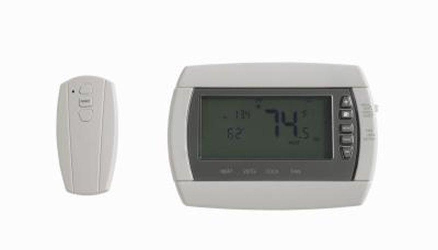 How Do I Replace A Hunter Douglas Thermostat Battery