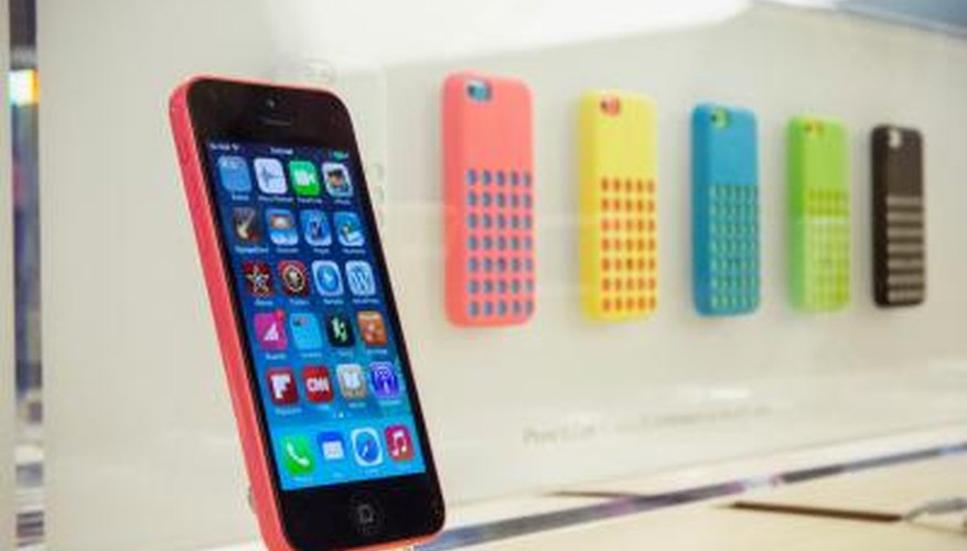 iPhone 5c, released September 20 2013.