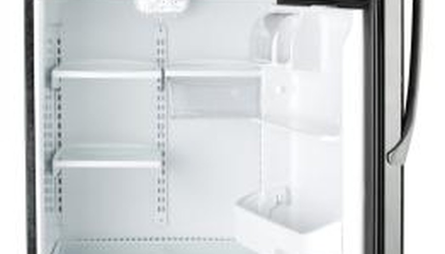 Freezers and refrigerators that don't cool can pose a food safety hazard.