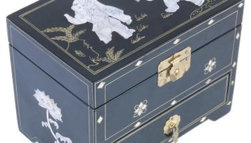 Lacquer Gives A Hard, High Gloss Appearance That Will Last For Many Years  With Proper Care And Maintenance. Polishing Lacquer Furniture Requires Time  And ...