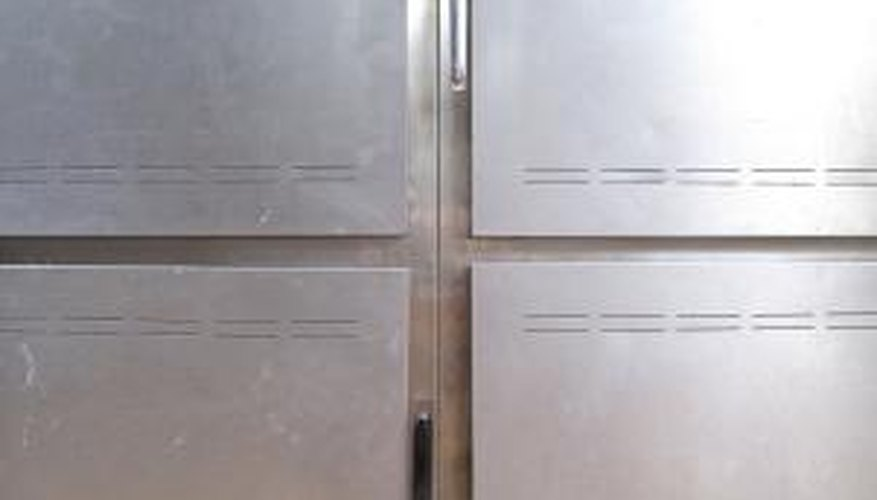 Freezer and refrigerator units are frequently part of  the same appliance.