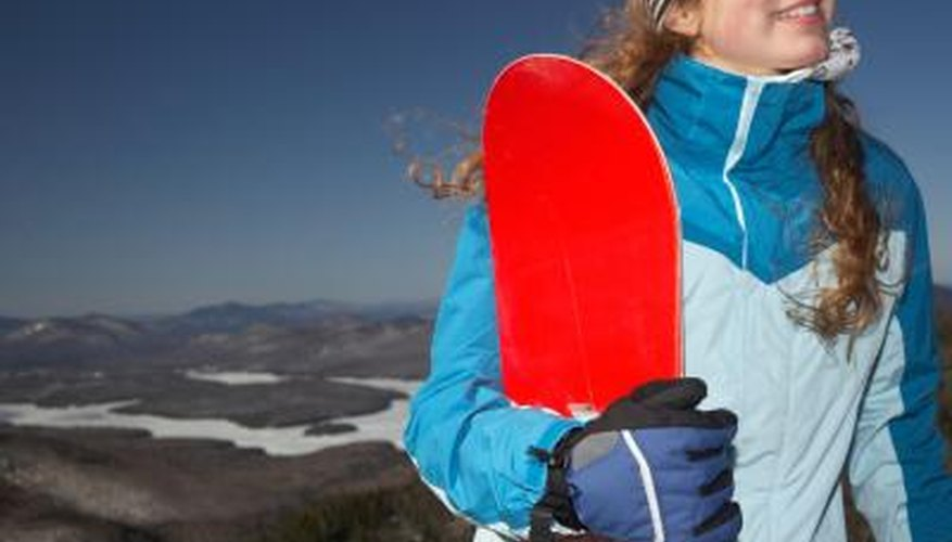 How to Measure Snowboard Length