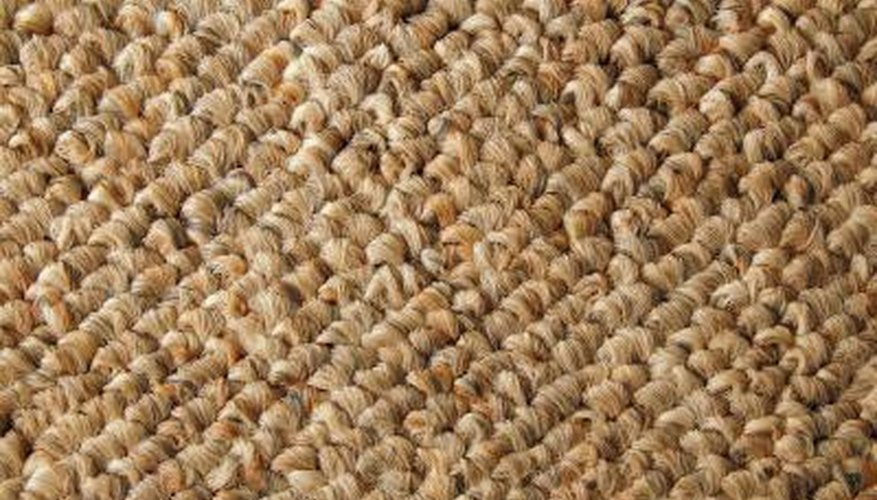 Berber carpets are durable and easy to clean.