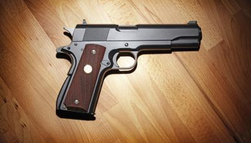 What Is the Difference Between a 45 Automatic and a 45 Colt?