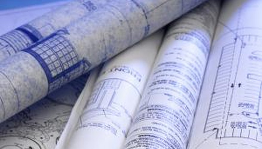Although highway blueprints are complex, with some training, you can learn how to read them.