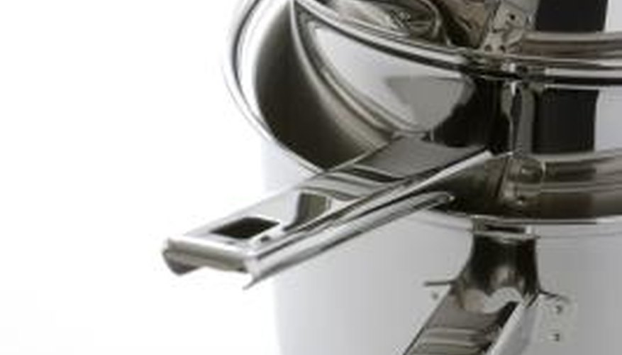 Keep your cookware clean and shiny with regular care.