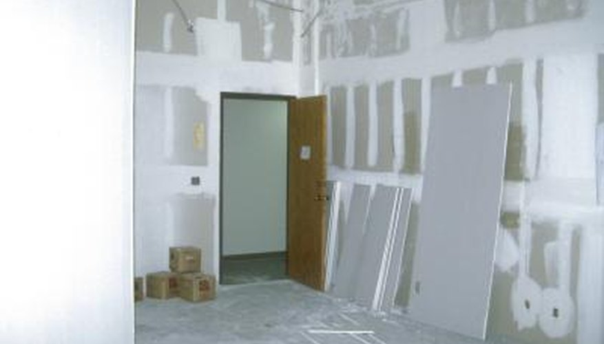 A drywall banjo significantly reduces the time needed to tape drywall.