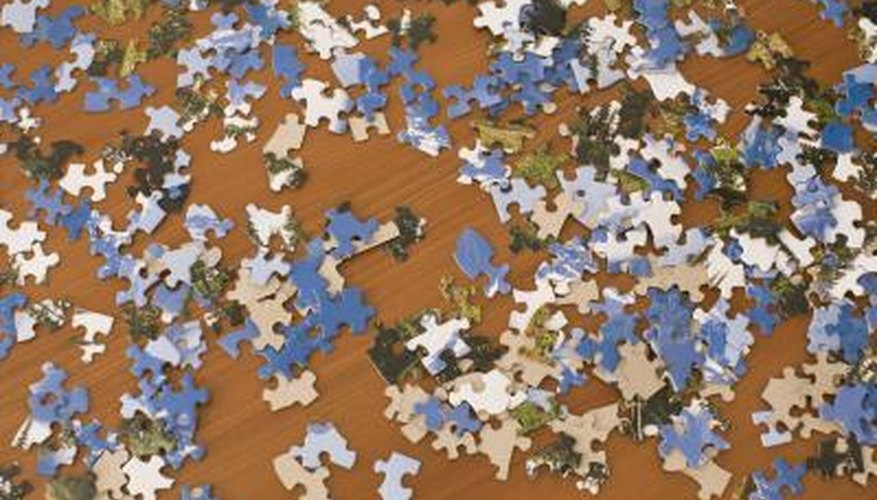 Donating Them To Charity Gives New Life Used Jigsaw Puzzles