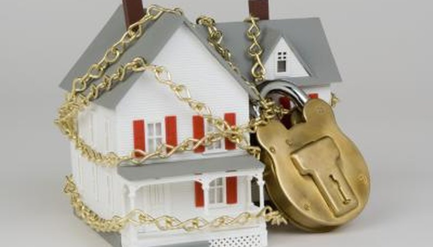Creditors can seize inherited property as payment for delinquent debts.